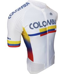 jersey blanco acen colombia  pro x