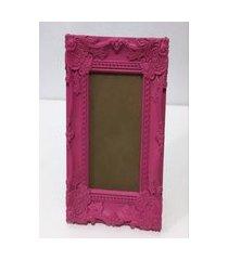 porta retrato color rosa