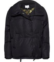 puffer jacket gevoerd jack zwart coster copenhagen