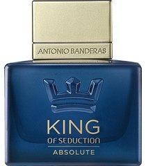 perfume antonio banderas king of seduction absolute masculino eau de toilette 50ml