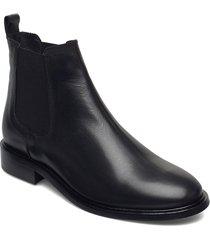 biajessica classic chelsea shoes chelsea boots svart bianco