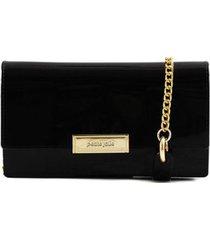 bolsa carteira long wallet petite jolie pj10139 feminina - feminino