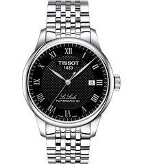 reloj tissot le locle powermatic 80 t006.407.11.053.00