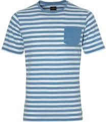jac hensen t-shirt - modern fit - blauw