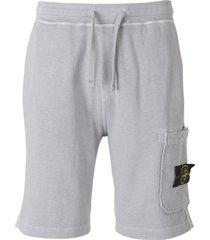 patch pocket bermuda shorts
