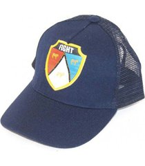 gorra azul fight for your right