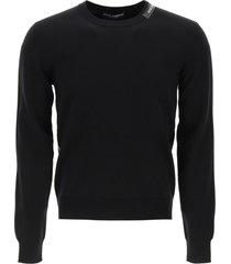 dolce & gabbana sweater with logo