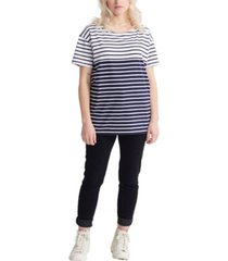 superdry breton stripe t-shirt