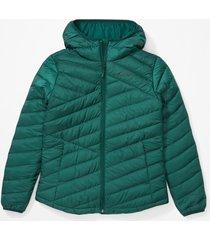 chaqueta highlander hoody verde marmot