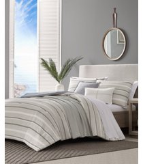 nautica woodbine king comforter bonus set bedding