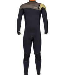 traje de surf  chagual 4:3 negro haka honu
