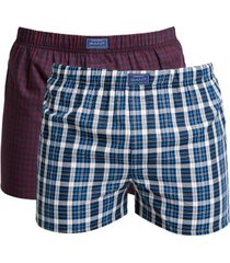 gant 2 stuks woven boxer shorts * gratis verzending *