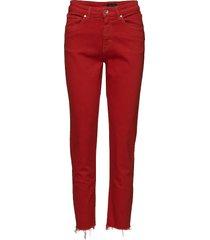 lea slim jeans rood tiger of sweden jeans