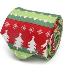 cufflinks inc christmas tree men's tie