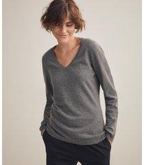 maglia scollo v cashmere ultrasoft