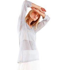 blusa holly plata caro criado