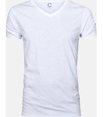 basic t-shirt - vit