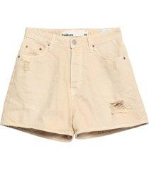 haikure denim shorts