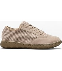 sneaker comode in pelle (beige) - bpc selection