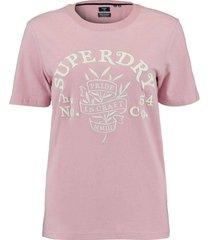 t-shirt pride roze