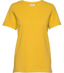 fenja-tee-sustain t-shirts & tops short-sleeved gul free/quent