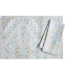 "lenox french perle charm collection 19"" x 19"" napkin"