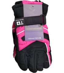 guantes rosa trendy moto