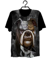 camiseta stompy dog gang