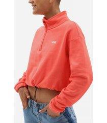 sweater vans wm left chest half z