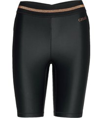 fearless high waist short tights cykelshorts svart casall