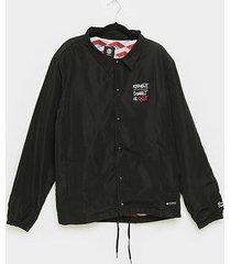 jaqueta corta vento element coach masculina
