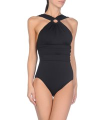 michael michael kors one-piece swimsuits