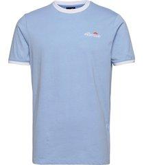 el meduno tee t-shirts short-sleeved blå ellesse