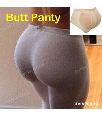 silicone buttocks pads butt enhancer body shaper girdle panty tummy control