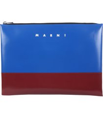 marni clutch with zip