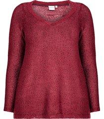 tröja jrnewpilka ls knit pullover