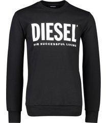 diesel trui logo