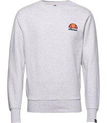 el diveria sweatshirt sweat-shirt tröja grå ellesse