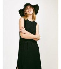 vestido negro portsaid scilly
