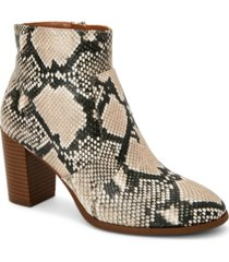 style & co parinaa dress booties, created for macy's women's shoes