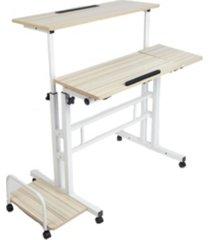 mind reader xl roll stand desk