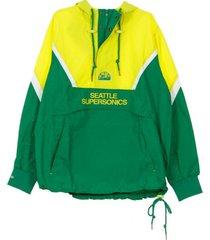 half zip anorak jacket seasup windbreaker