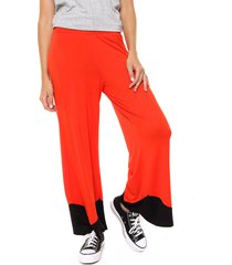 pantalón naranja valdivia olmo