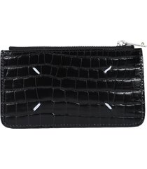 embossed coin wallet