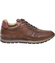 zapato casual barker canela bosi