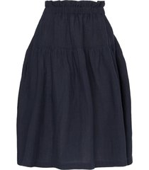 araks ulu midi skirt - blue