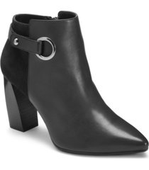 aerosoles women's final word high heel booties women's shoes