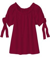 blouse, bourgogne 36