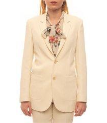 lined blazer
