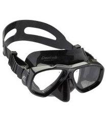 máscara de mergulho cressi focus